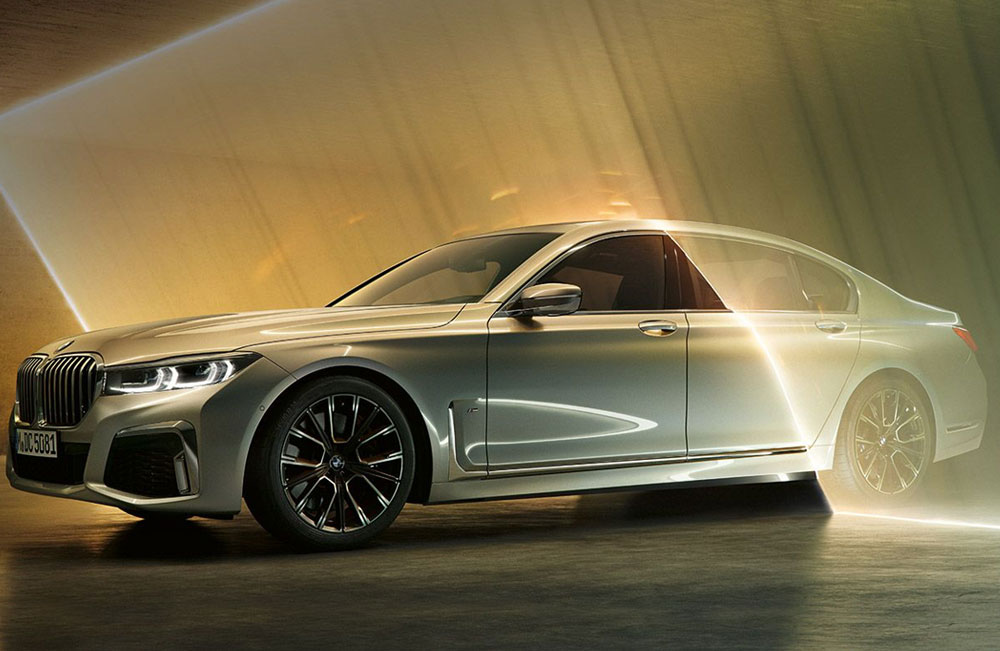 BMW 7 Series xDrive M Sport