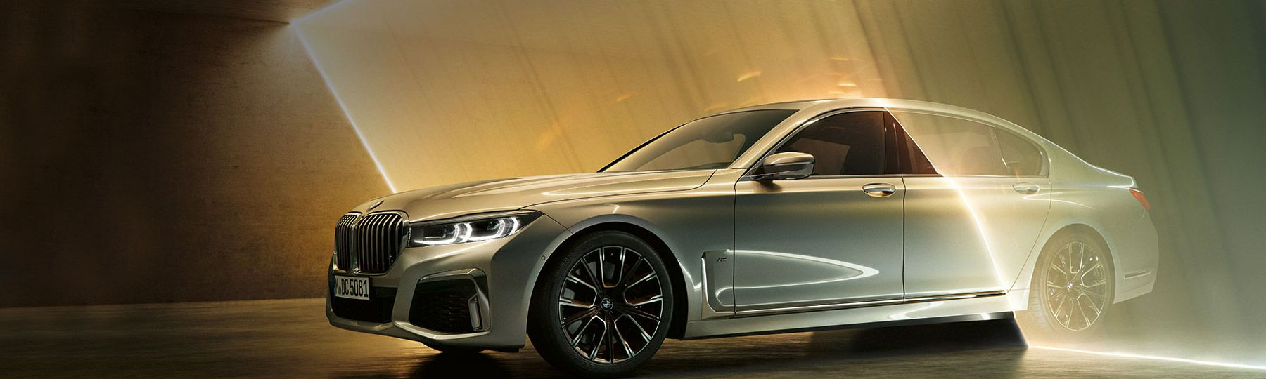 BMW 7 Series Saloon New Car Offer