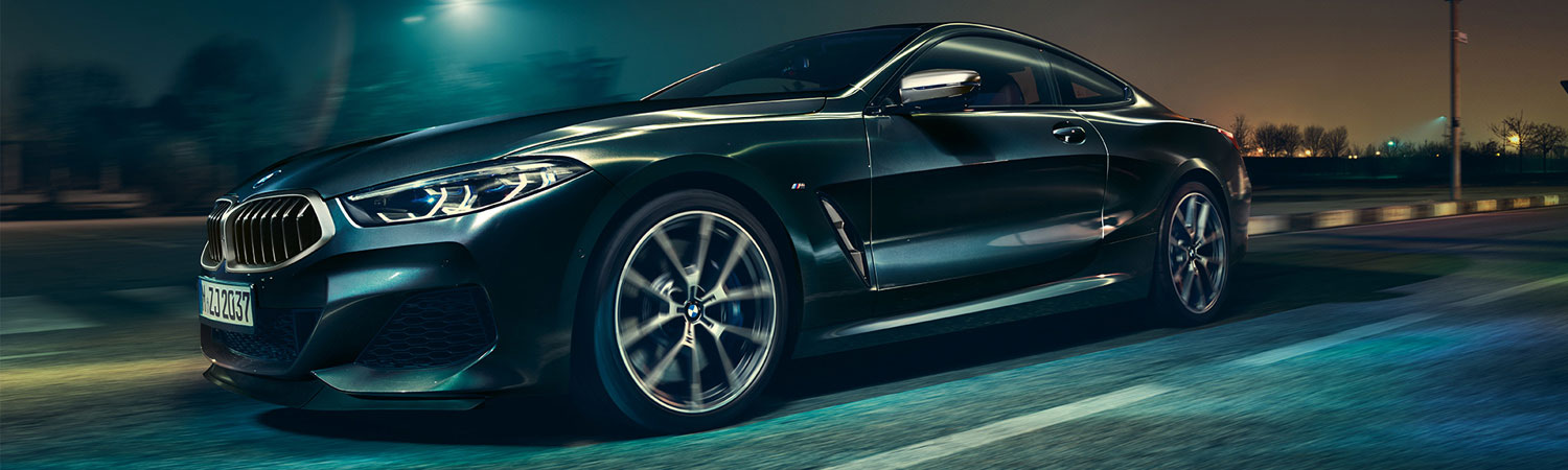 BMW 8 Series Coupe New Car Offer