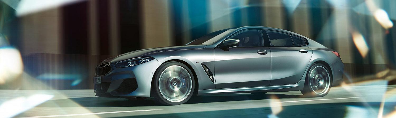 BMW 8 Series Gran Coupé Business Offer