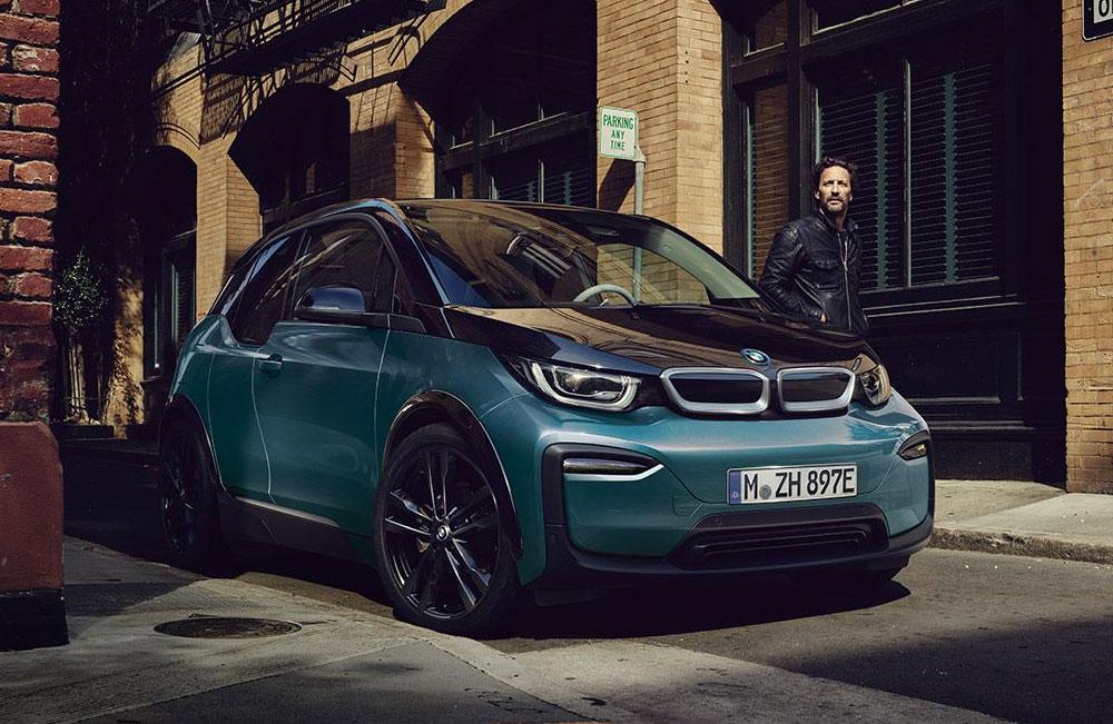 BMW i3 business offer