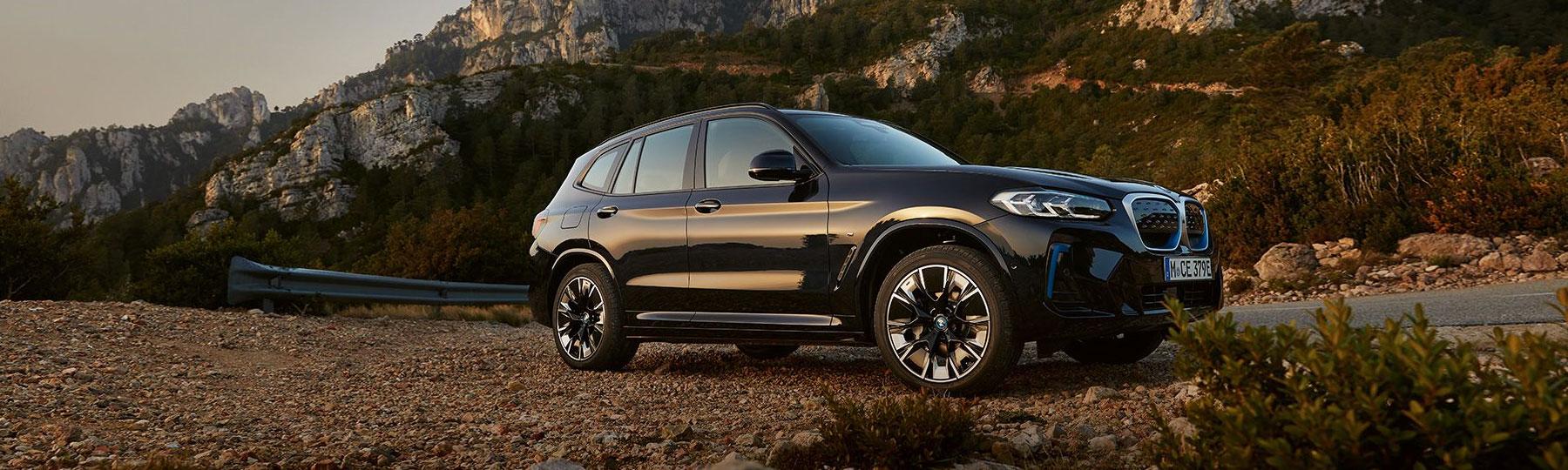 BMW iX3 Business Offer
