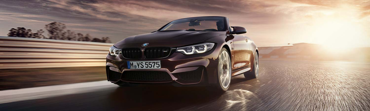 BMW M4 Convertible New Car Offer
