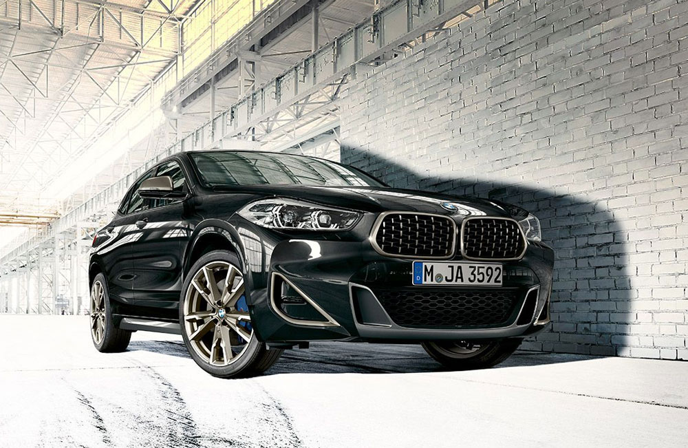 BMW X2 Business Offer