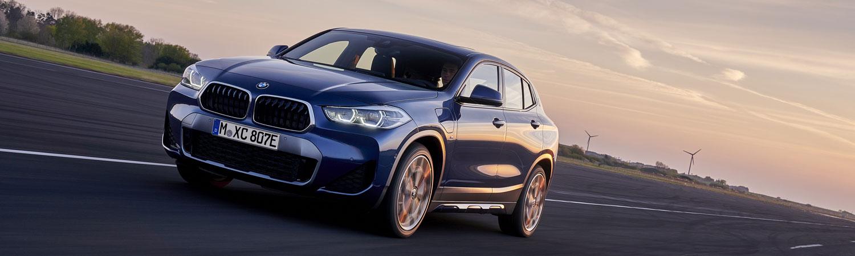 New BMW X2 Plug-in Hybrid New Car Offer