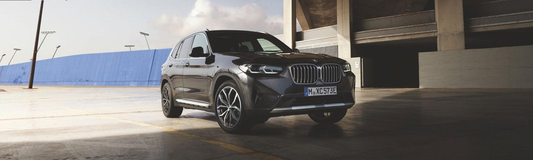 BMW X3 New Car Offer
