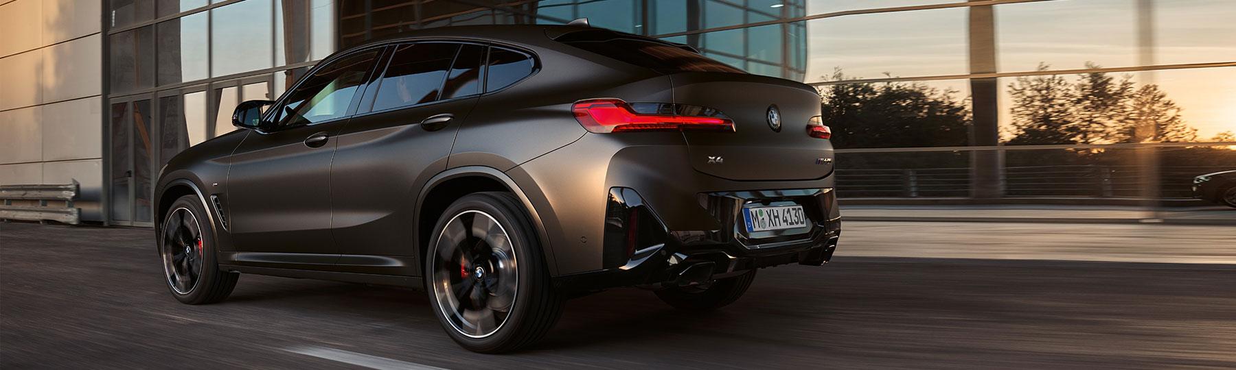 BMW X4 New Car Offer