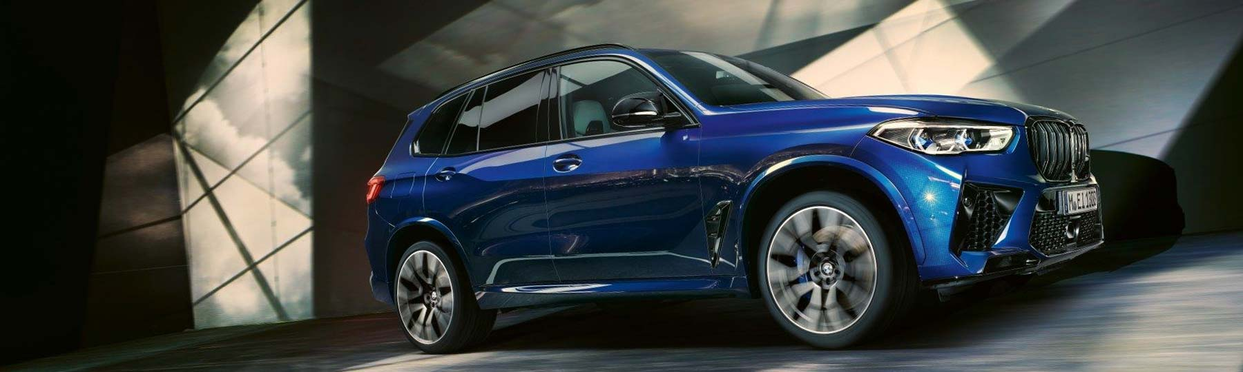 BMW X5 M Competition New Car Offer