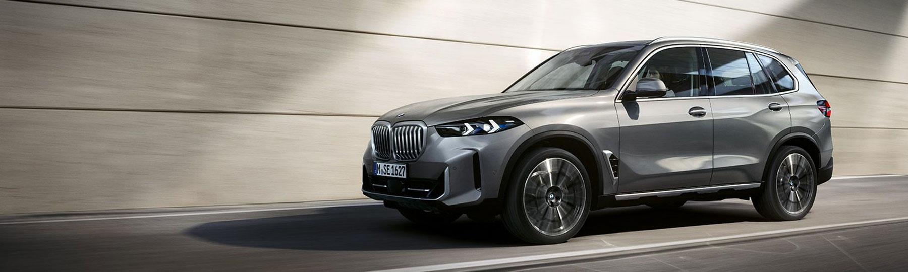 BMW X5 New Car Offer
