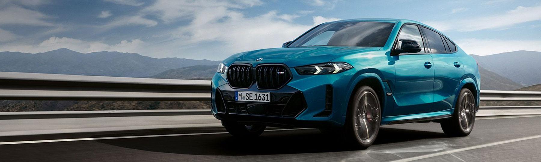 BMW X6 New Car Offer