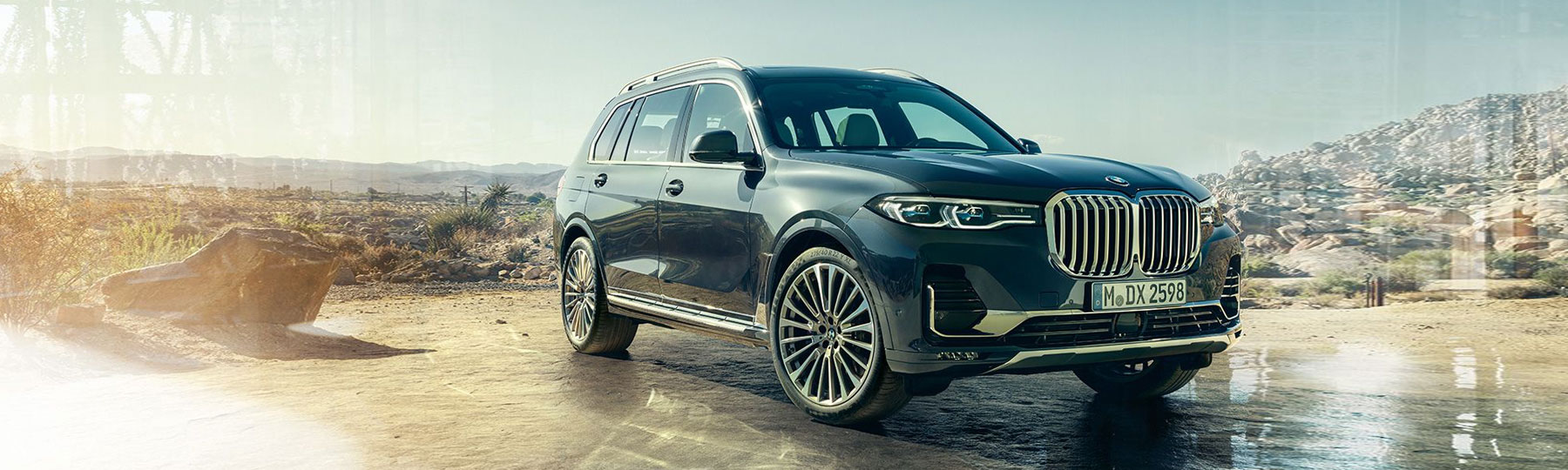 BMW X7 New Car Offer