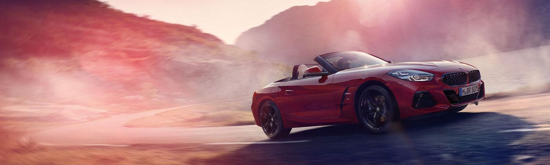 BMW Z4 New Car Offer