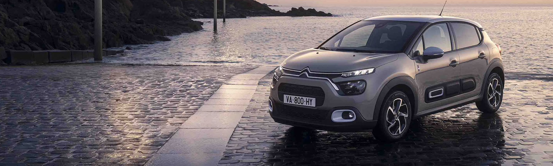 New CITROËN C3 82 manual - Feel