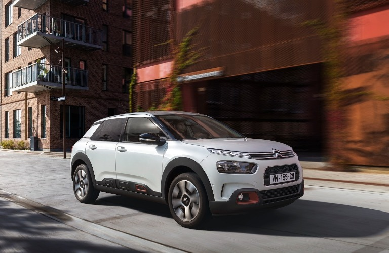 New CITROEN C4 Cactus Personal Leasing Offer