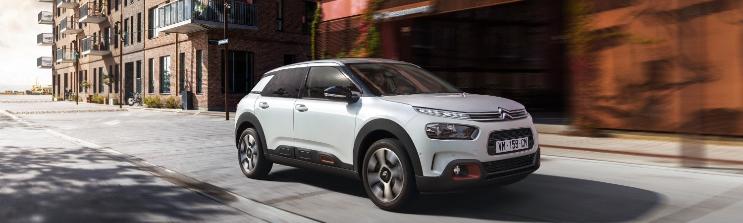New Citroen C4 Cactus Hatch Business Offer