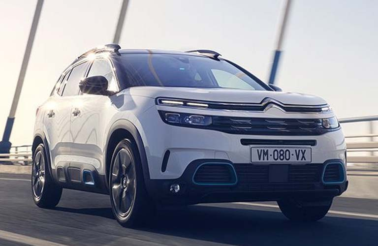 New CITROEN C5 Aircross Hybrid SUV Personal Leasing Offer