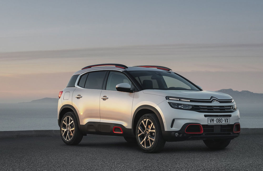 New CITROËN C5 Aircross SUV PureTech 130 Manual  - Flair