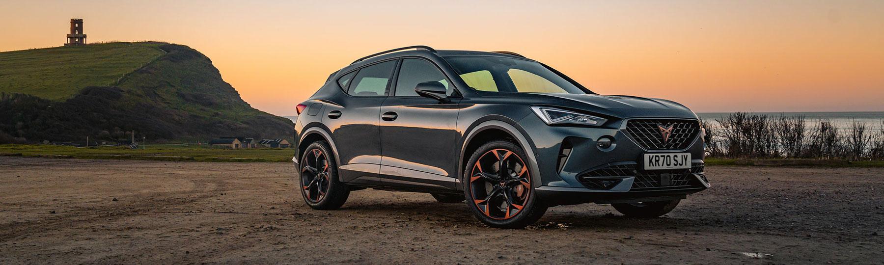 CUPRA Formentor New Car Offer