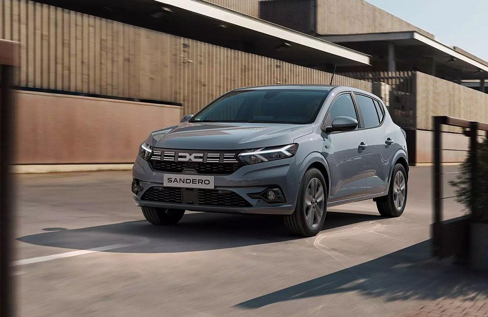 New Dacia Sandero From £6995