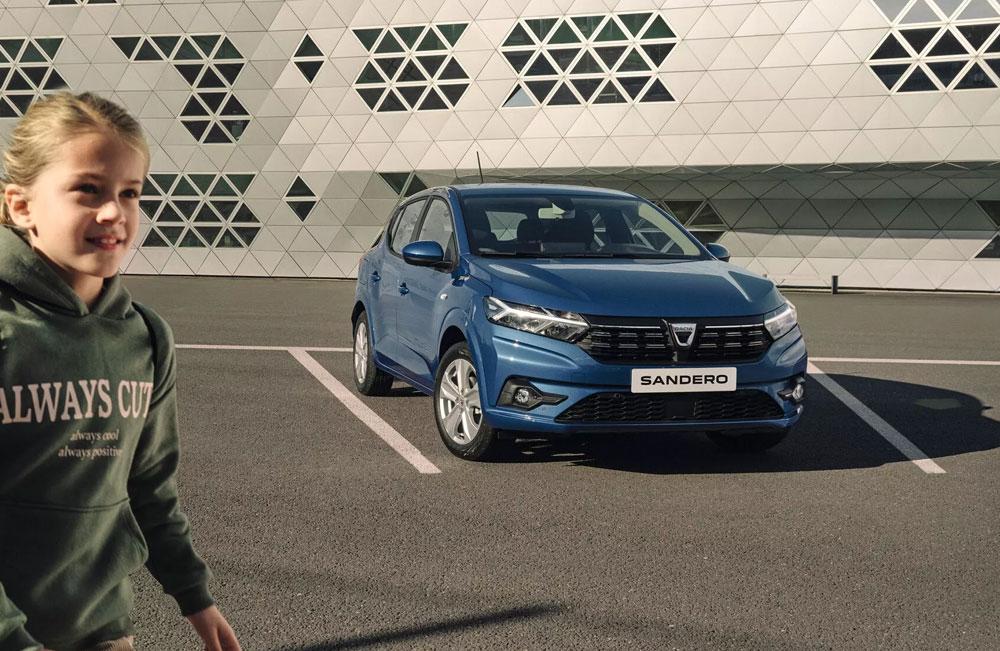 All-New Dacia Sandero New Car Offer