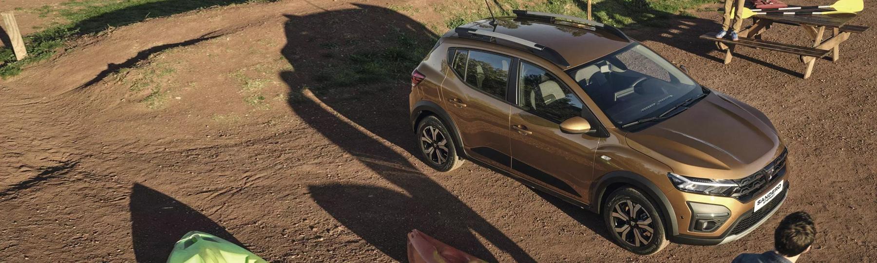 All-New Dacia Sandero Stepway New Car Offer