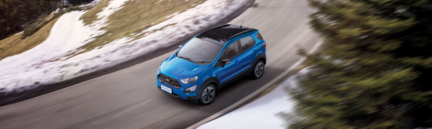 Ford EcoSport New Car Offer