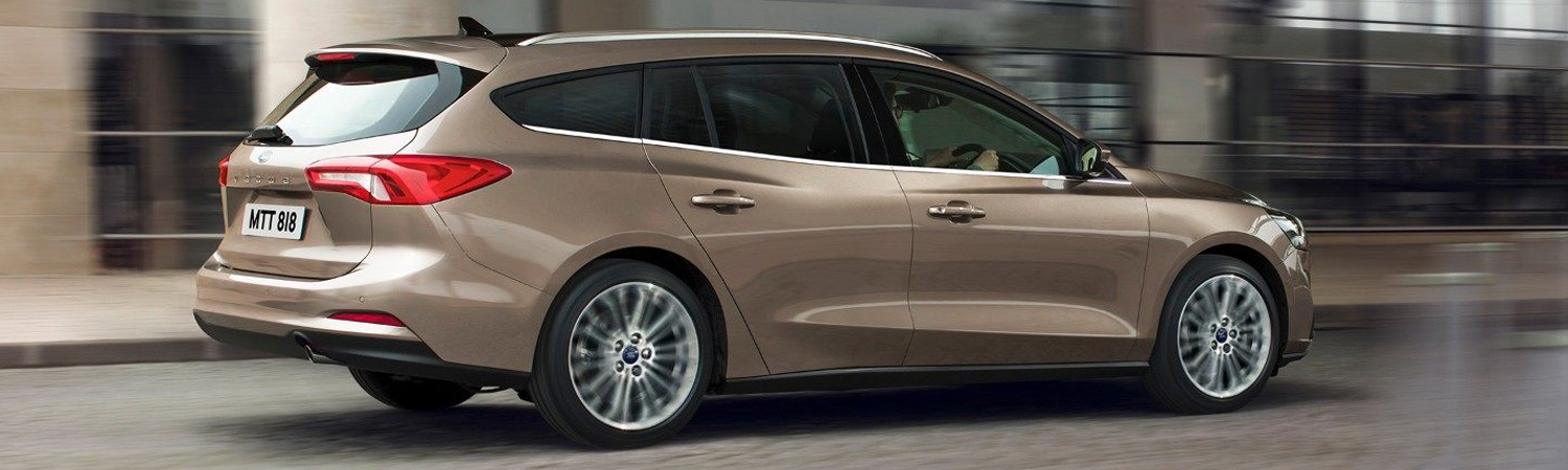All-New Ford Focus Estate New Car Offer