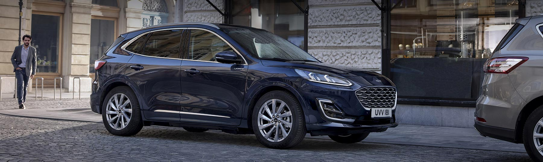 Ford Kuga New Car Offer