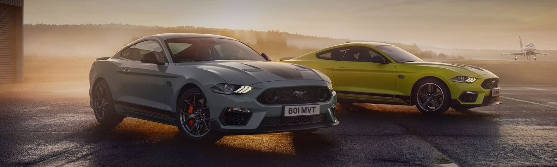 ford Mustang Fastback New Car Offer