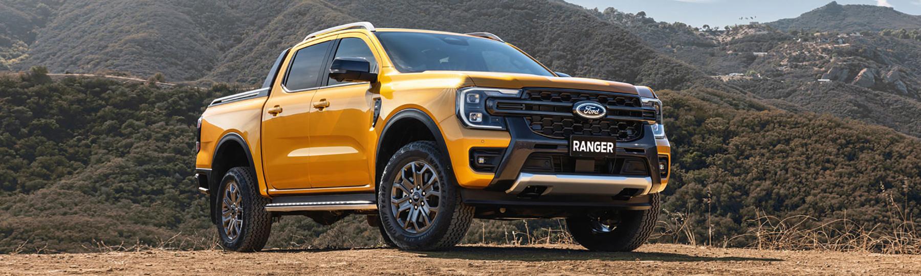 Ford Ranger Privilege Van Offer