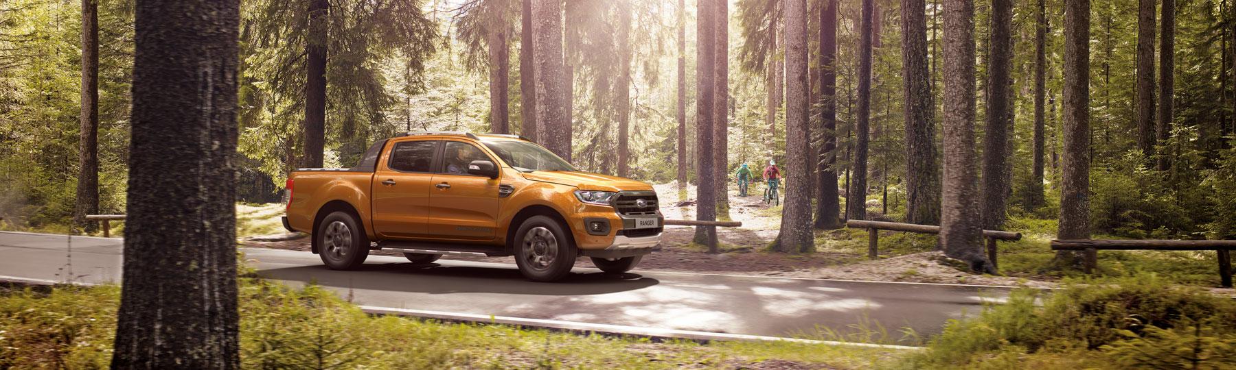 Ford Ranger New Van Offer