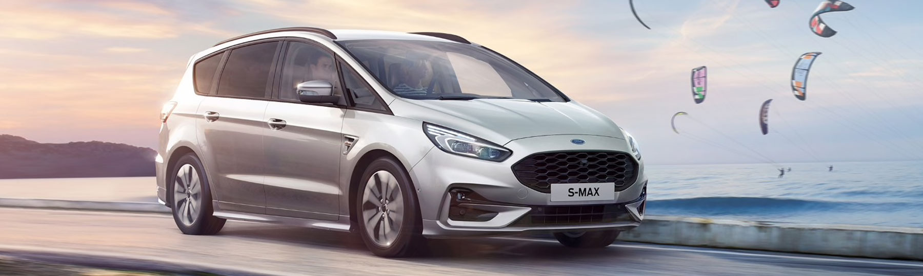 Ford S-MAX New Car Offer