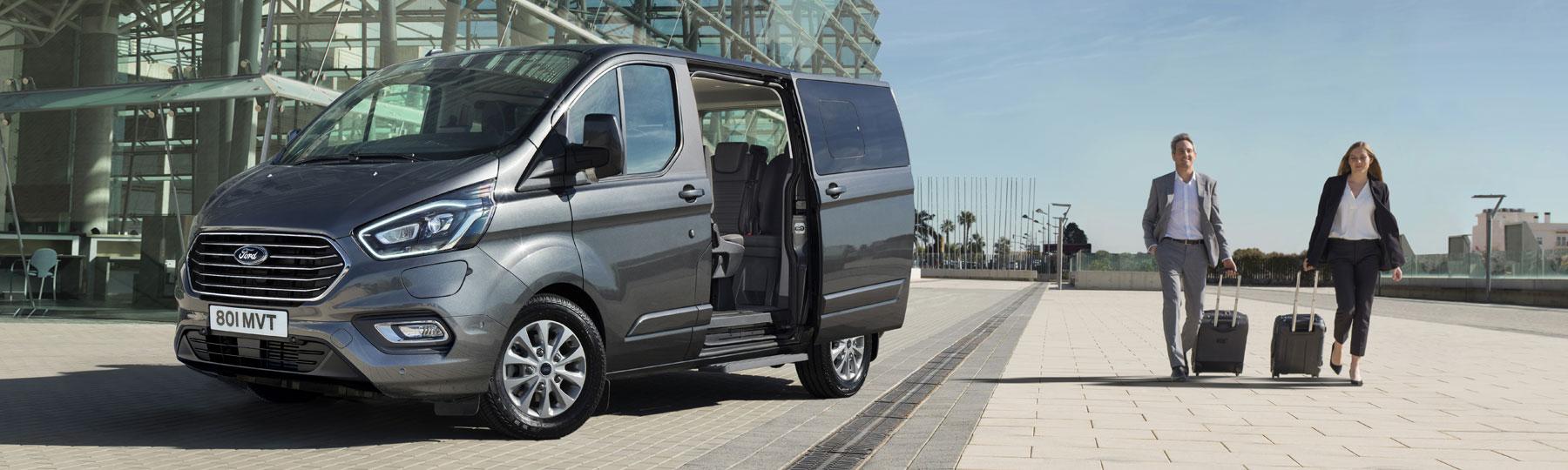 ford Tourneo Custom New Van Offer