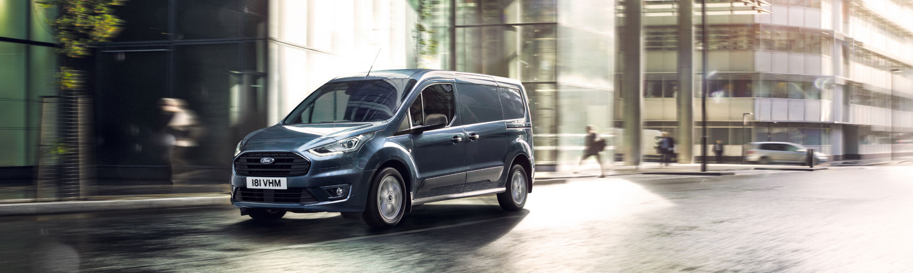 ford Transit Connect New Van Offer