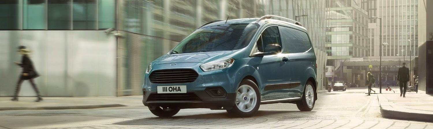 Ford Transit Courier New Van Offer