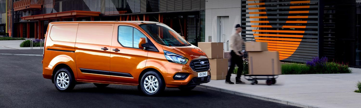 Ford Transit Custom New Van Offer