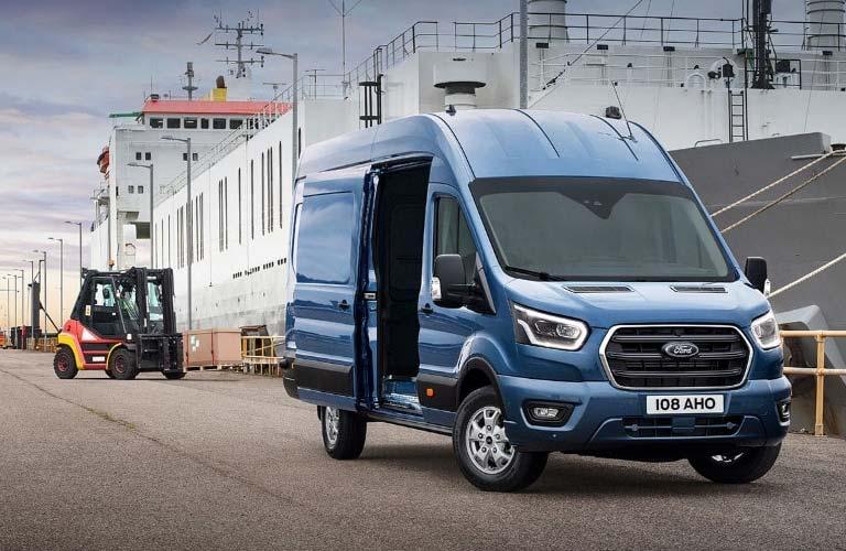 New Ford Transit 0%