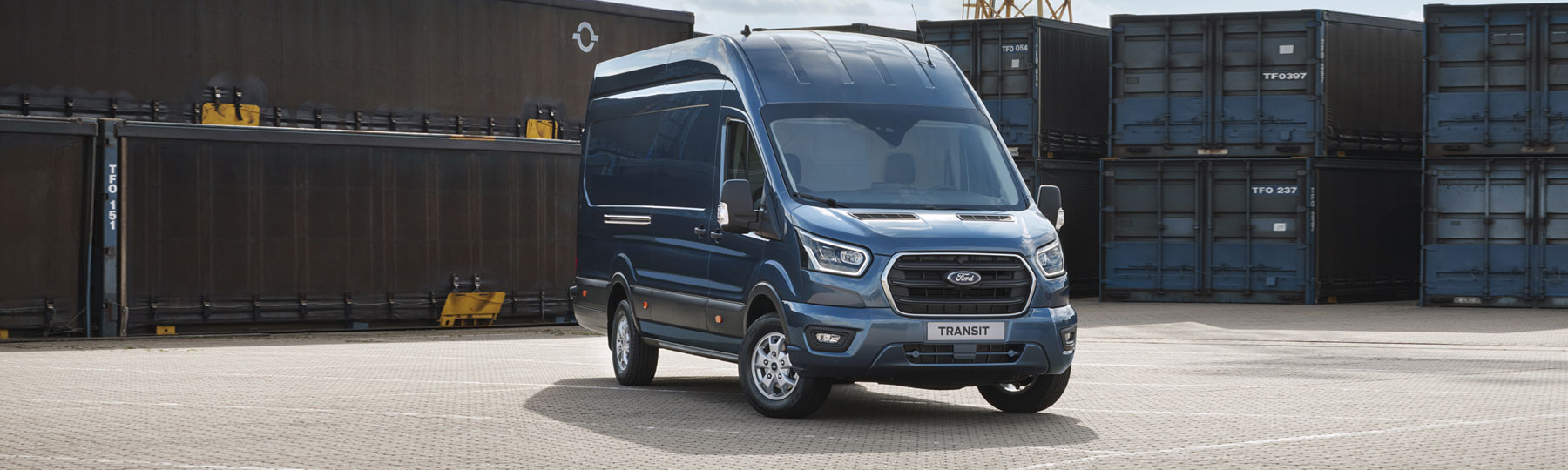ford Transit New Van Offer