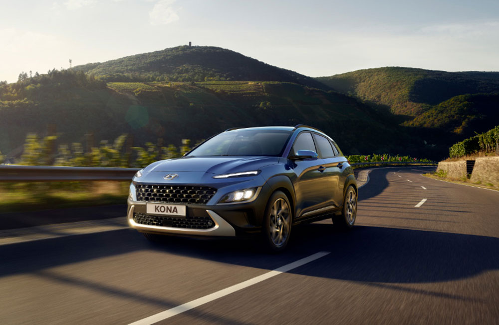 New Hyundai KONA Hybrid New Car Offer