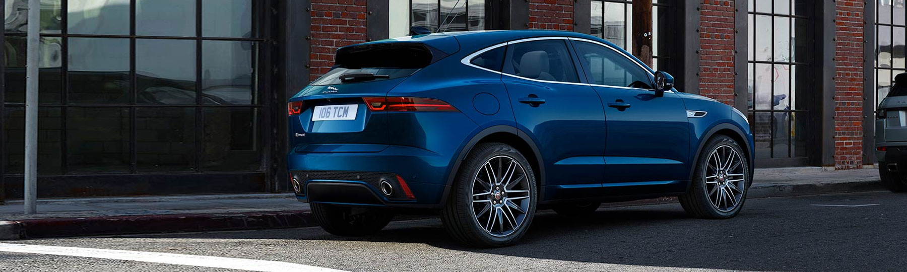 jaguar E-PACE Personal Contract Hire Offer