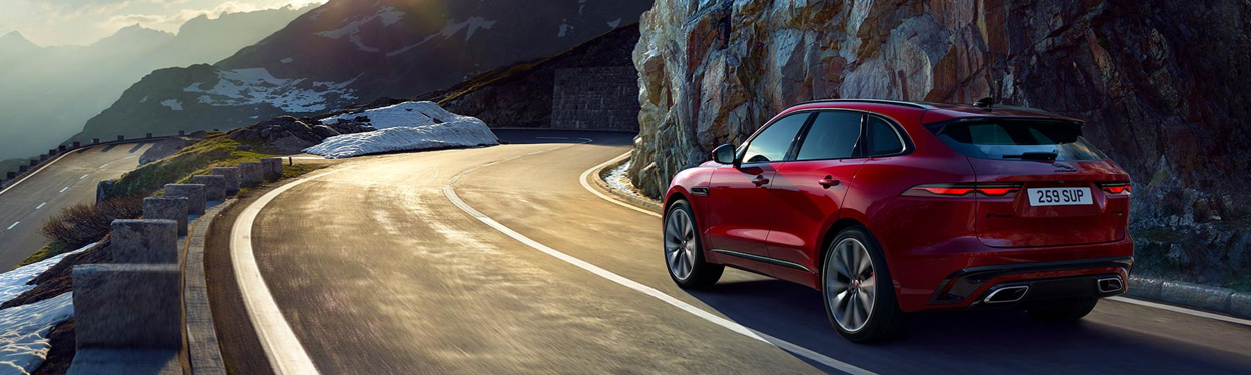 New Jaguar F-PACE Personal Contract Hire Offer