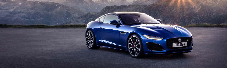 New Jaguar F-TYPE Coupé New Car Offer