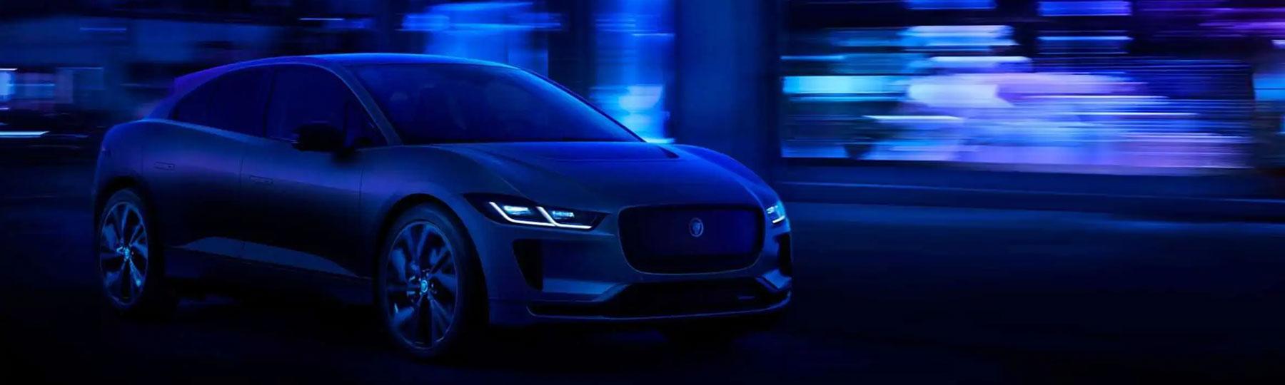 All Electric Jaguar I-PACE New Car Offer