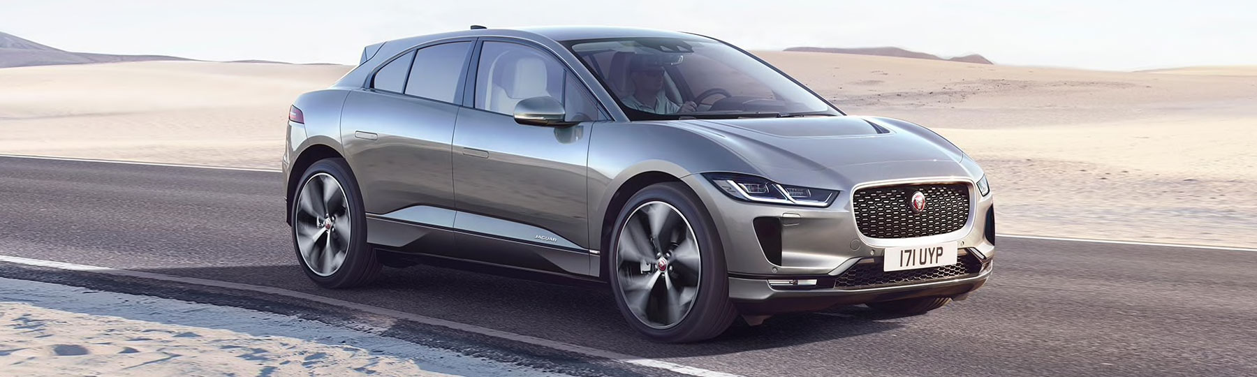 All Electric Jaguar I-PACE Business Offer