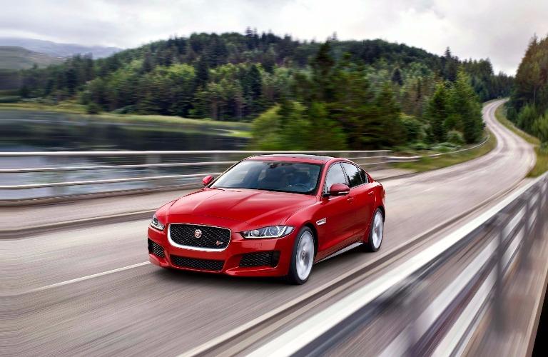 Jaguar Fleet & Business XE Contract Hire