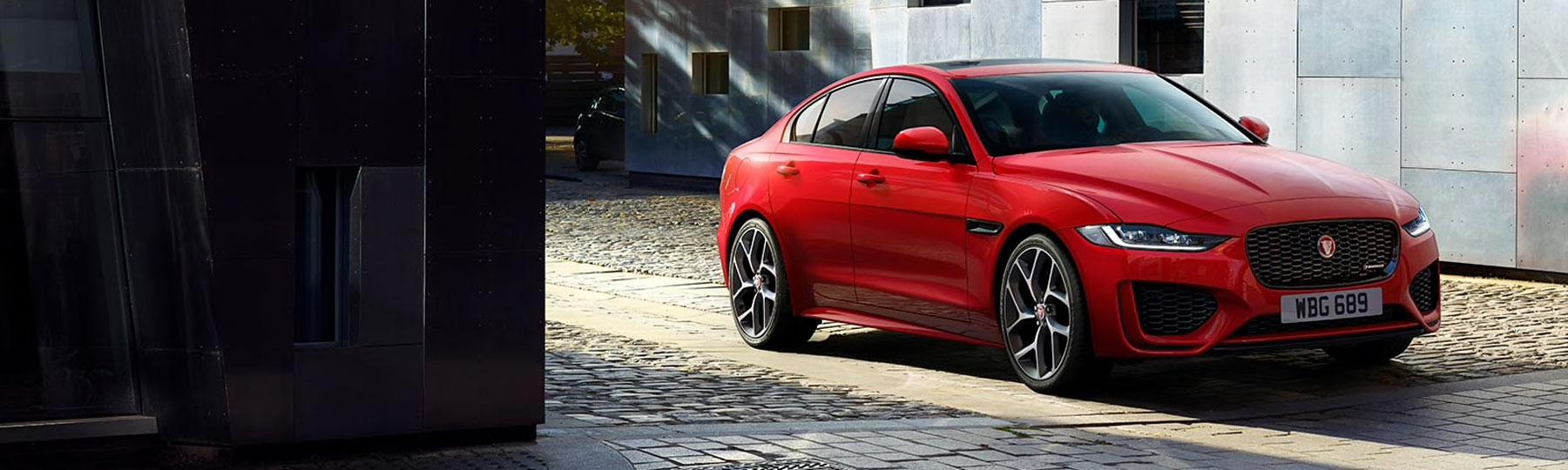New Jaguar XE Business Offer