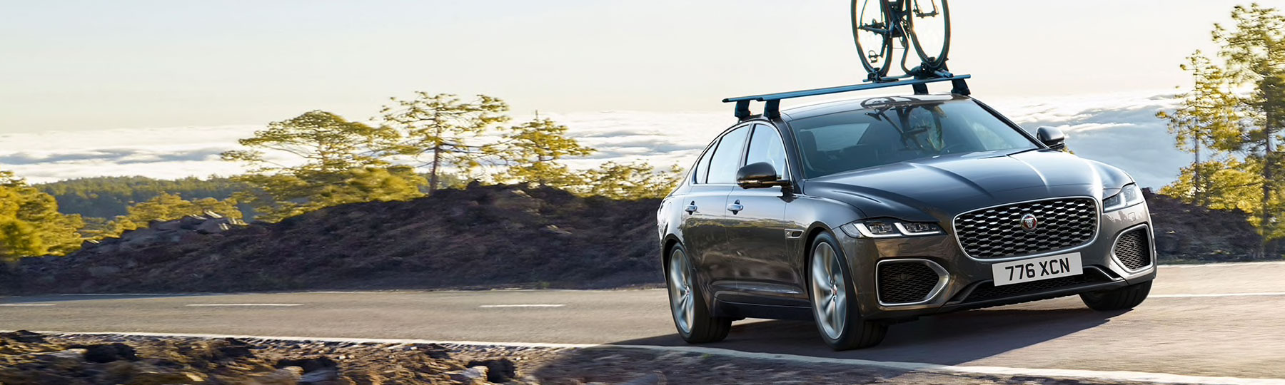 New Jaguar XF Saloon Personal Contract Hire Offer