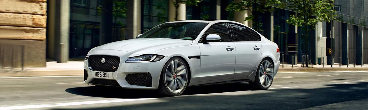 jaguar XF Saloon Personal Contract Hire Offer