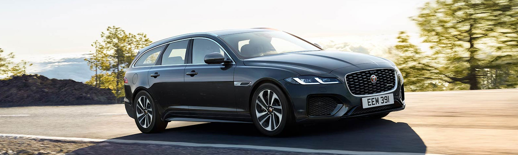 New Jaguar XF Sportbrake Business Offer