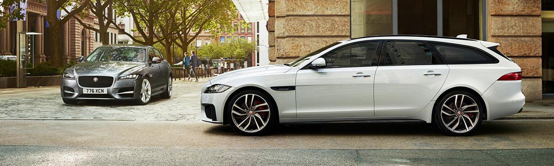 jaguar XF Sportbrake Business Offer